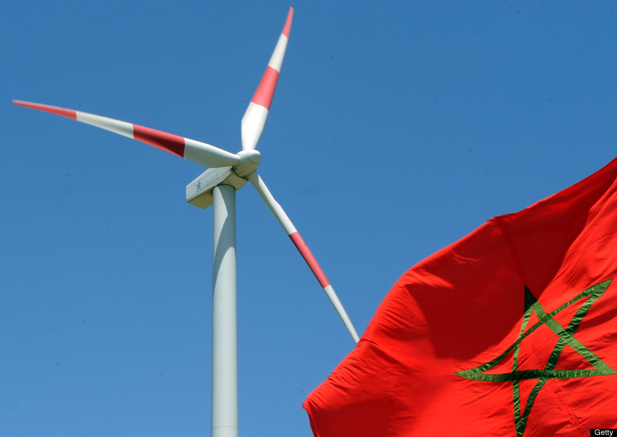 Marruecos producirá 10.000 MW con energías renovables en 2030