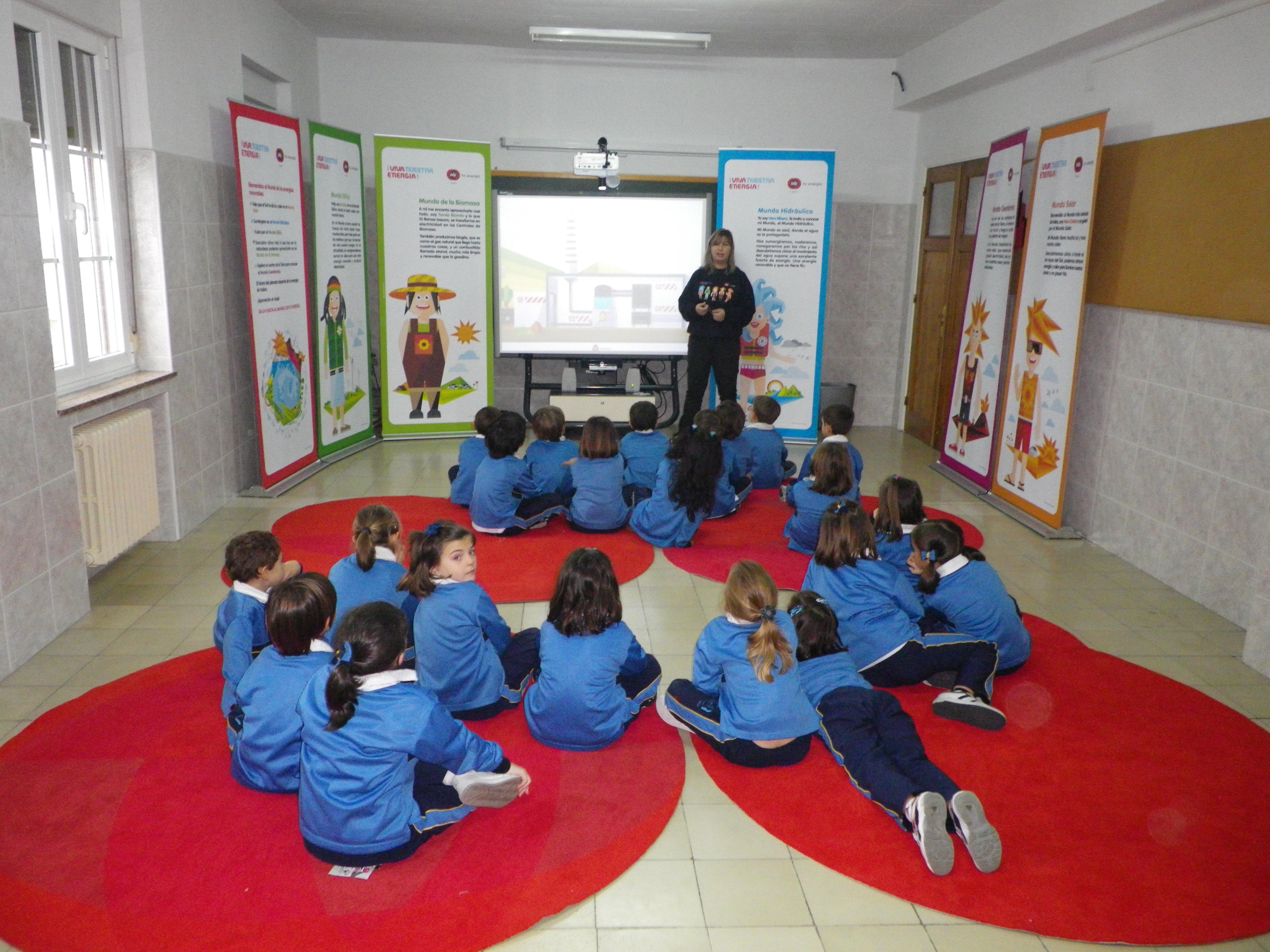 Eólica y energías renovables: Programa educativo TU ENERGÍA de EDP Renováveis