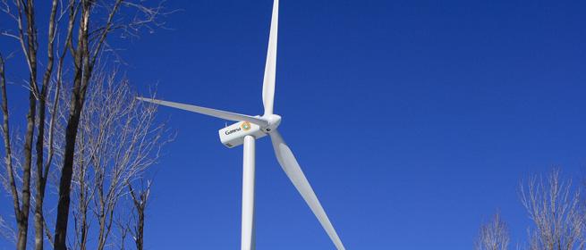 Energías renovables: La eólica Gamesa suministra sus primeros aerogeneradores G114-2.0 MW en Europa