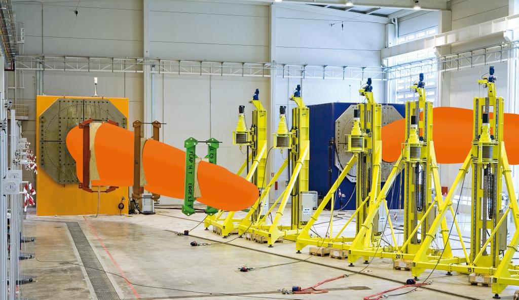 Centro Nacional de Energías Renovables en Feria Eólica EWEA 2014.