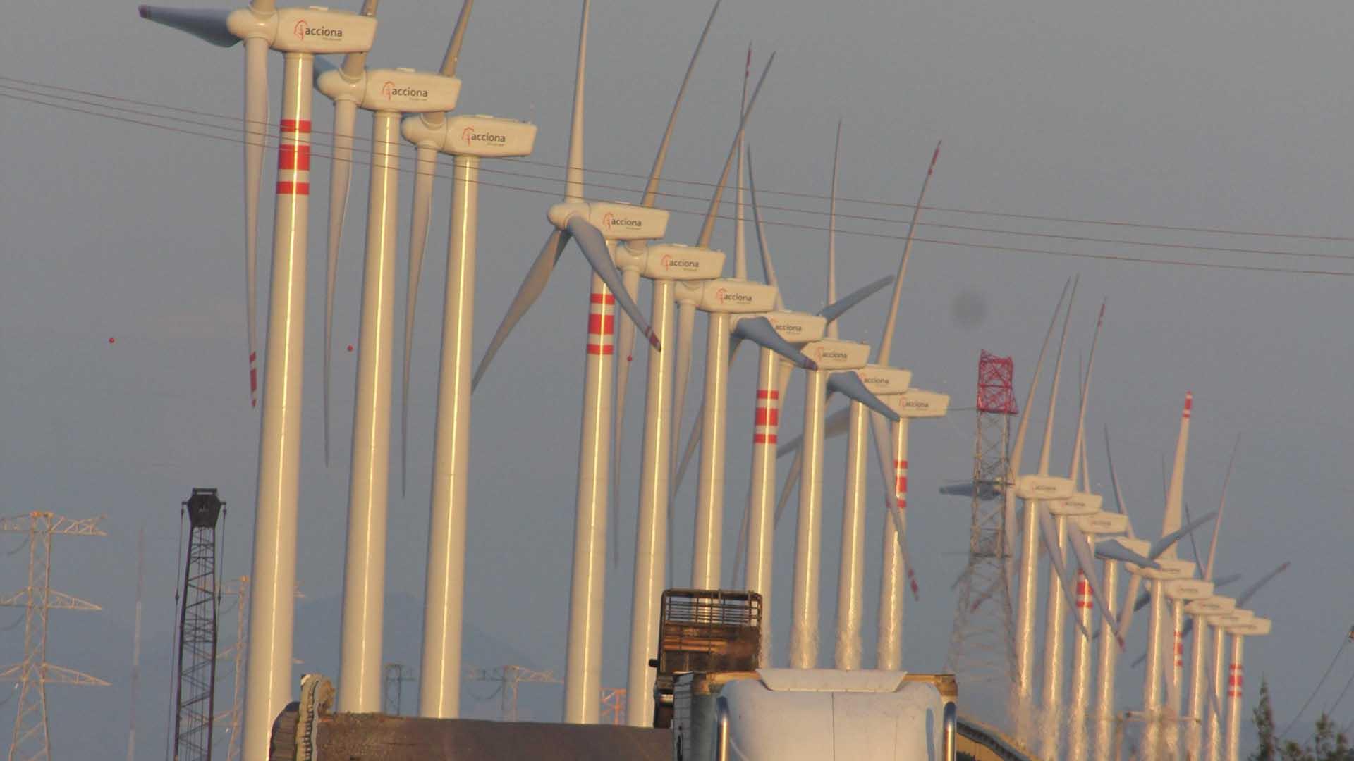 Invierten en eólica y energías renovables en México