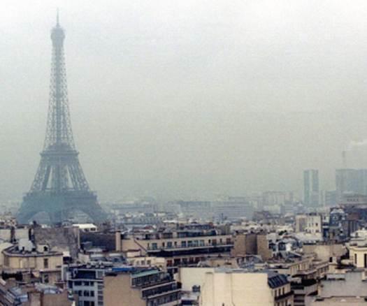 Coche eléctrico: Contaminación de París demuestra las ventajas del vehículo eléctrico