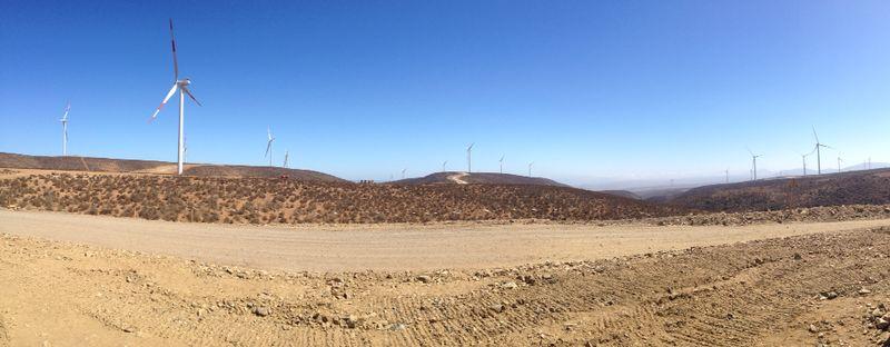 Eólica y energías renovables: ESTEYCO construye parque eólico en Chile con 57 aerogeneradores de Vestas
