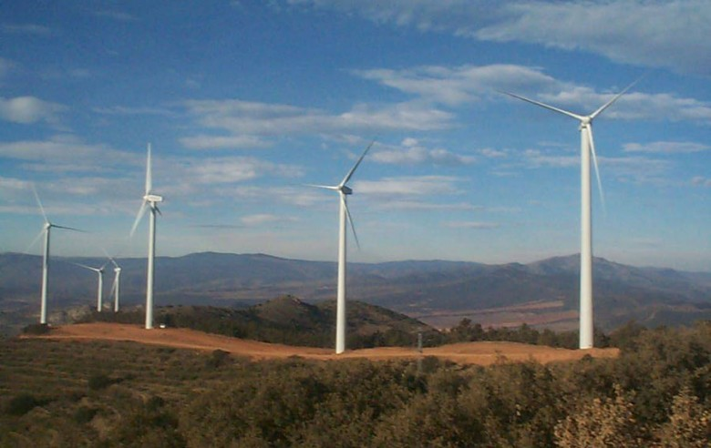 Eólica y energías renovables destacan en Uruguay
