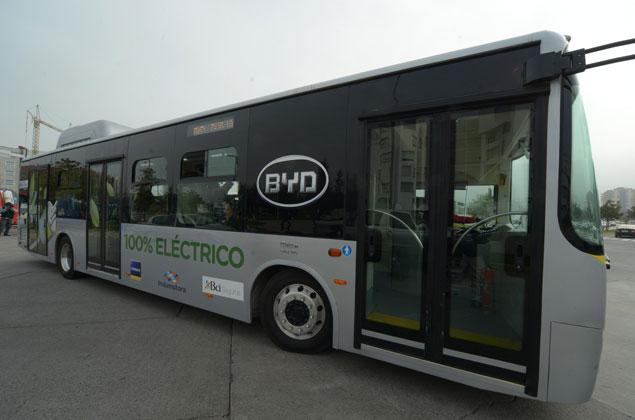 Pruebas a vehículos eléctricos BYD demuestran que son económicos
