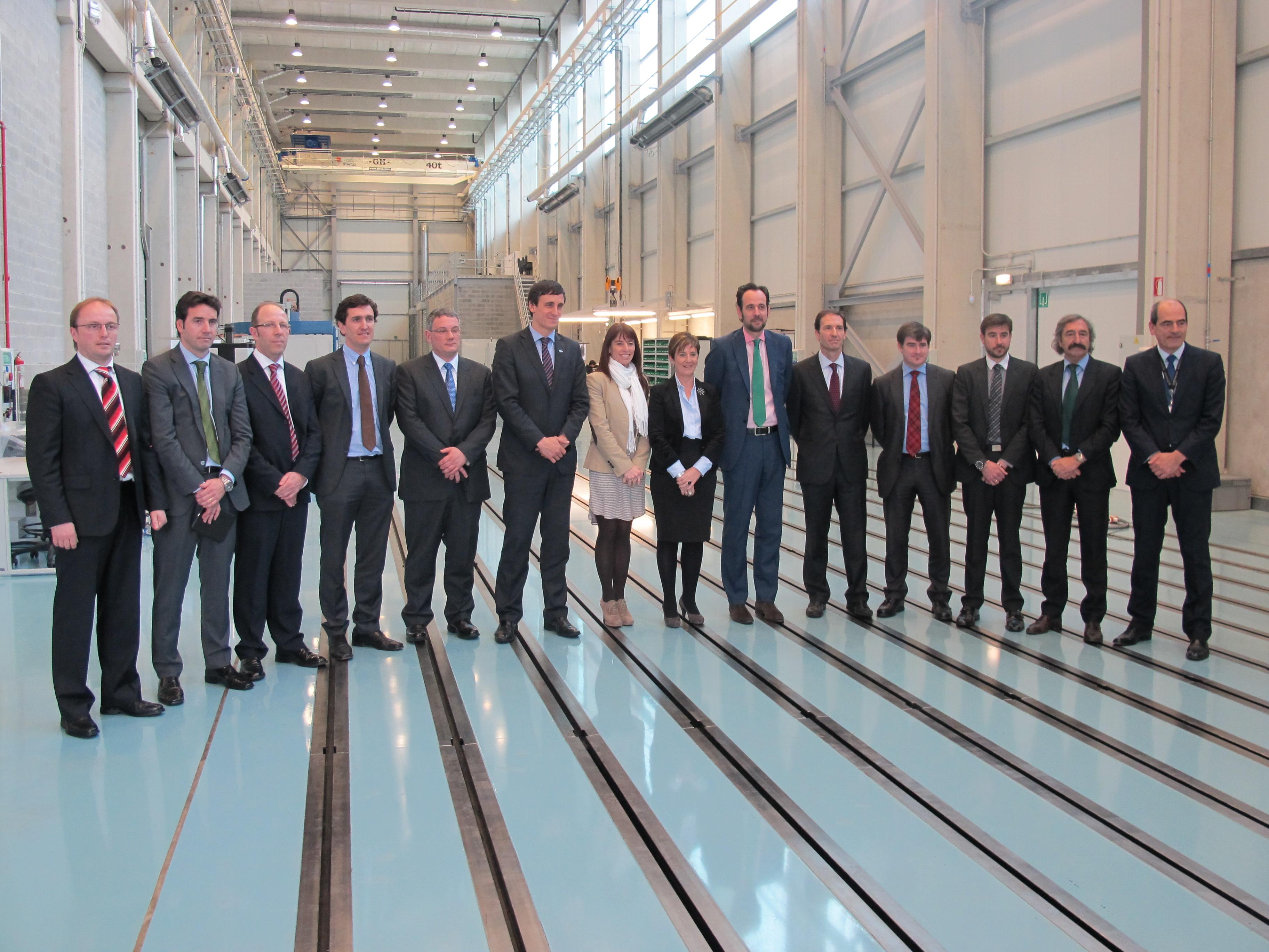Eólica y energías renovables: Centro en Euskadi para aerogeneradores avanzados para el sector eólico