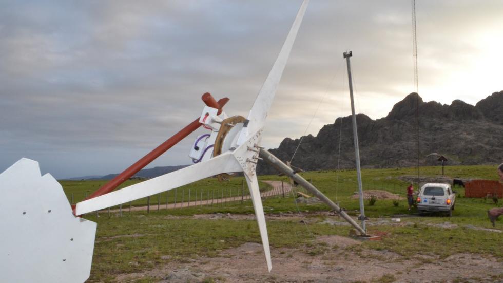 Energías renovables: Algoritmo permite aumentar rendimiento de los aerogeneradores de la mini eólica