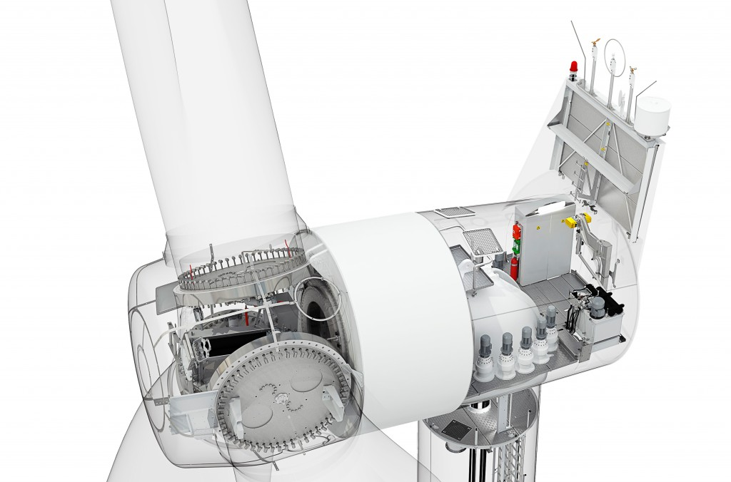 Mehr Leistung: Neue Siemens D3 Windturbinen bündeln jahrelange Erfahrungen / Uprated Siemens D3 wind turbine implements sum of design and operational experiences