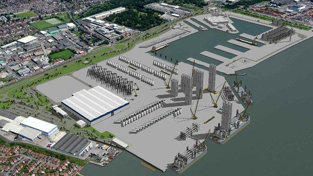 Energías renovables: Siemens fabricará aerogeneradores en Reino Unido para la eólica marina