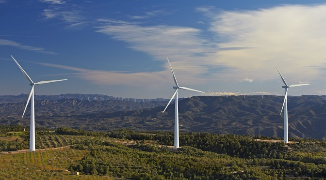 Eólica y energías renovables: Acciona construirá parques eólicos en México para Cemex