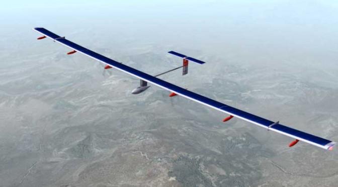 Solar Impulse 2 dará la vuelta al mundo con energía solar fotovoltaica