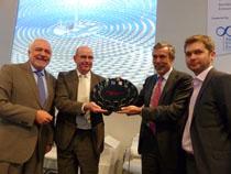 Energías renovables: La innovadora termosolar Gemasolar obtiene el premio DESERTEC 2014