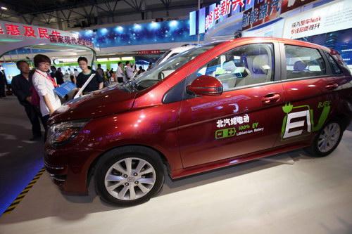 China instala 24.000 puntos de recarga para vehículos eléctricos con energía solar