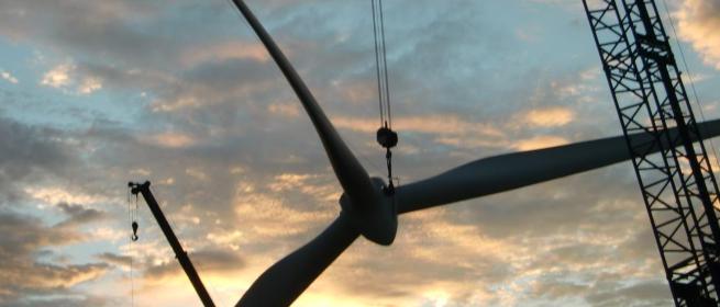 Gamesa instala en Estados Unidos su primera turbina eólica G114-2.0 MW