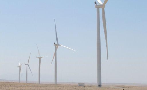 Eólica y energías renovables: Primer parque eólico de Perú