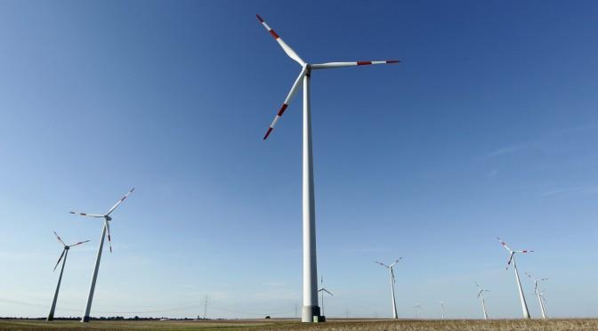 Eólica y energías renovables: Castilla y León, a la cabeza en parques eólicos