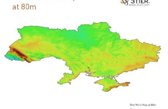 Ucrania debe impulsar la eólica y otras energías renovables para reducir la dependencia del gas ruso