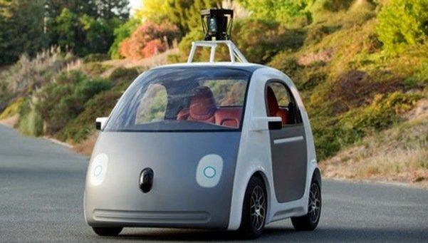 Coche eléctrico: Google fabrica los primeros vehículos eléctricos sin volante ni pedales