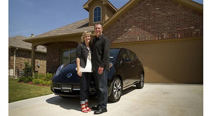 Nissan vende 50.000 vehículos eléctricos Leaf en Estados Unidos