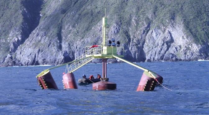 Chile podría ser la Arabia Saudí de las energías renovables marinas