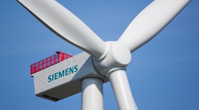 Siemens instalará 150 aerogeneradores (600 MW) en Holanda a la eólica marina, por José Santamarta