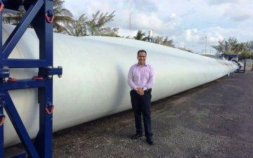 Eólica y energías renovables: Proyecto eólico en Sonora con aerogeneradores de Gamesa