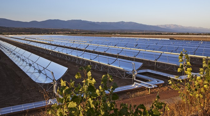 Termosolar (Concentrated Solar Power) funcionará en 2015 en Marruecos con 500 MW