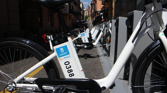 El servicio de bicicleta pública eléctrica cierra 2017 con récord de usos