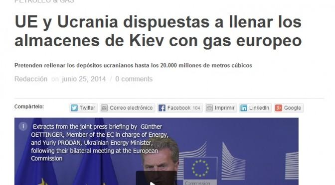 Lanzamiento del Periódico de la Energía