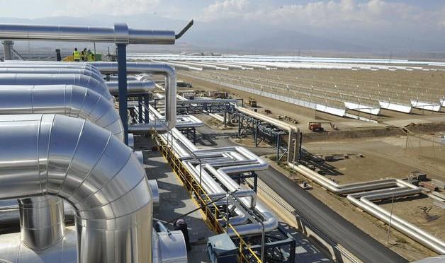 ACS lleva a Bolsa sus activos de energías renovables, eólica, fotovoltaica y termosolar