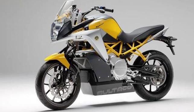 Vehículo eléctrico: Motocicleta eléctrica inteligente de Bultaco