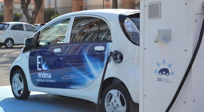 Coche eléctrico: El proyecto Zem2All ha instalado 180 coches eléctricos en Málaga