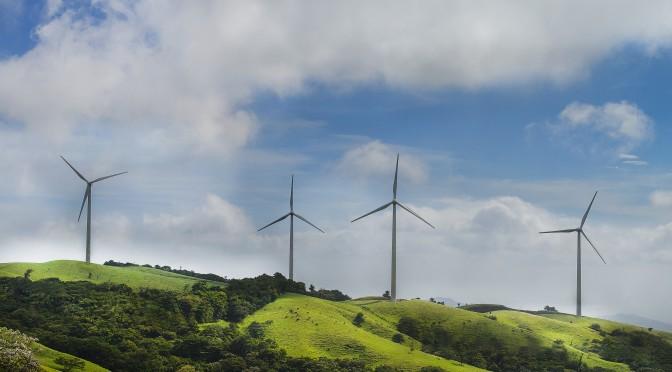 Energías renovables y cambio climático