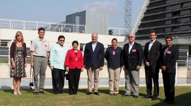 Centro Nacional de Energías Renovables recibe representantes de El Salvador