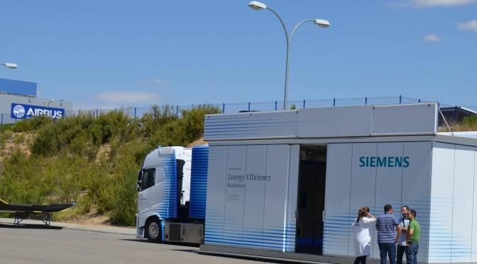 Eficiencia energética de Siemens para el sector industrial