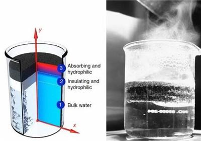 Termosolar: nuevo material desarrollada en el MIT genera vapor a partir de energía solar