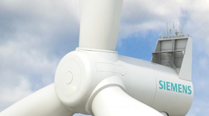 Siemens suministra aerogeneradores por 2.000 megavatios a la eólica en Egipto
