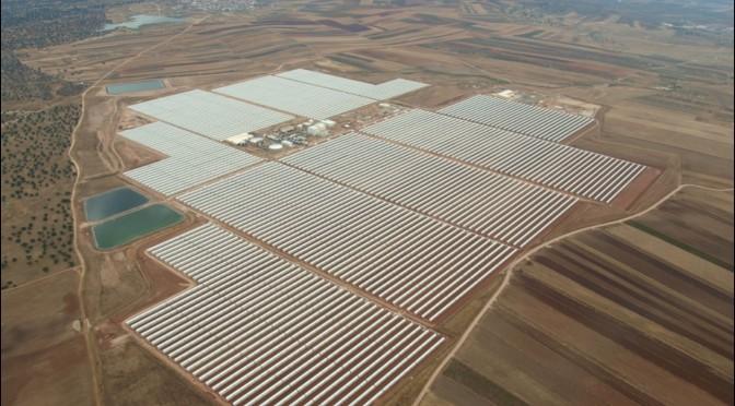 Protermosolar: La termosolar permite más eólica y fotovoltaica