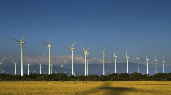 Acciona apoya Banco de Santander con complejo de energía eólica en Oaxaca