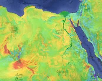 Energías renovables, eólica, termosolar y fotovoltaica, en Egipto para consumir menos petróleo