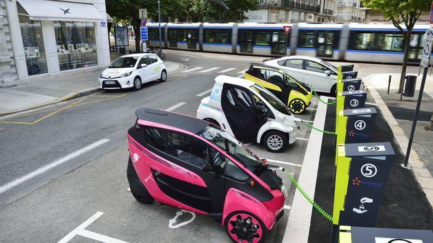 Vehículo eléctrico: 70 coches eléctricos de Toyota para el proyecto Cité Lib