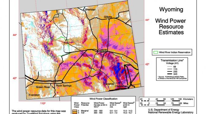 Mortenson construirá 750 MW de energía eólica en Wyoming