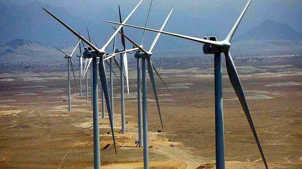 Perú espera llegar al 60% en generación de energía eléctrica renovable