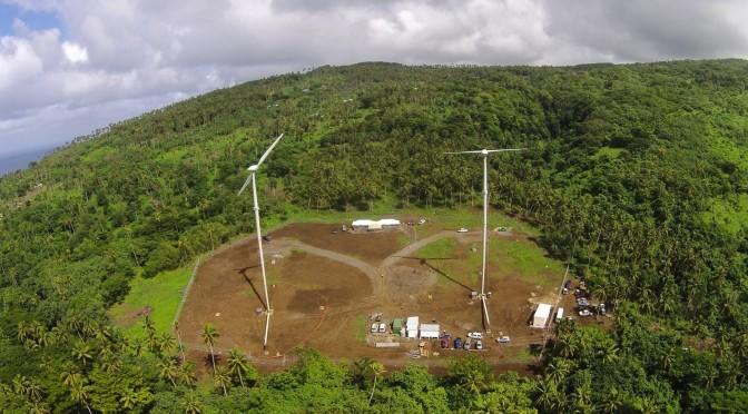 Energías renovables, el futuro energético de las islas