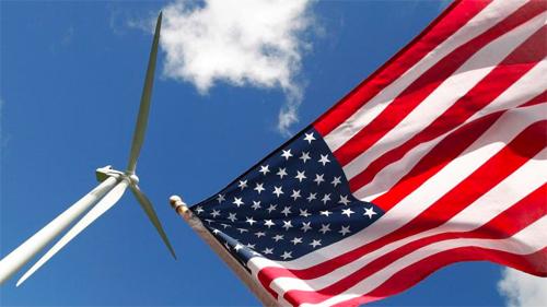La eólica estadounidense registra un récord