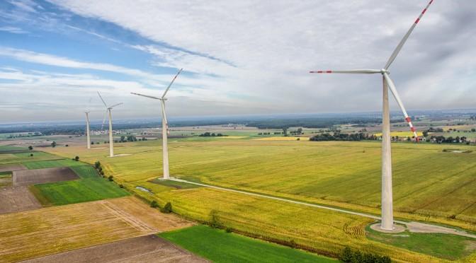 Eólica en Polonia: Premio a la española Acciona Energía