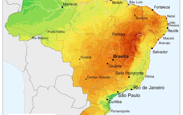 Enel Green Power invertirá unos US$ 600 millones en energía solar en Brasil