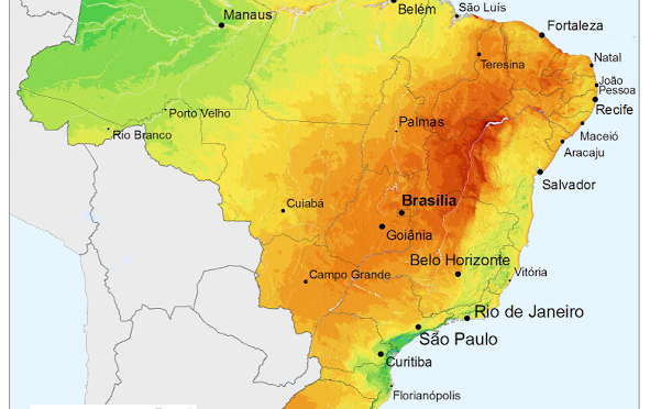 Pirapora, la gran central de energía solar de Brasil