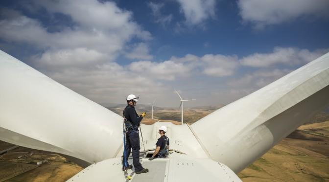 Energías renovables en México: Gamesa y Santander promueven parque eólico en Oaxaca con 121 aerogeneradores