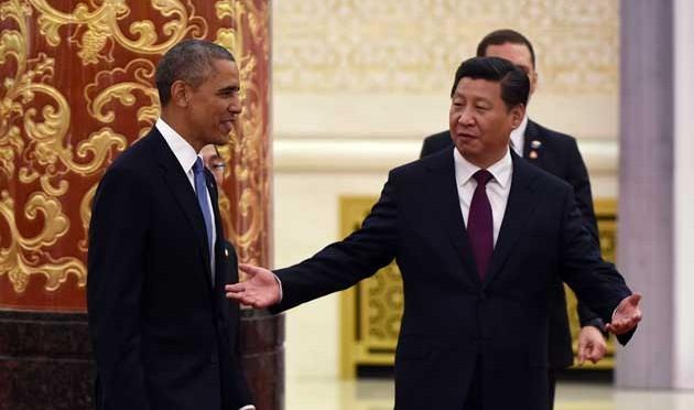 Barack Obama destaca la amenaza del cambio climático y la necesidad de la eólica y la energía solar